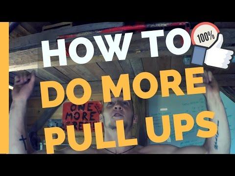 Dominik Sky - Calisthenics - Tutorial - [How to do more pull ups]