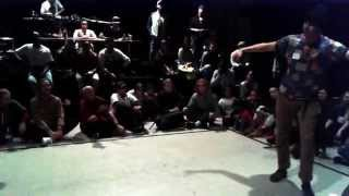 Wild G VS Reda Sahen( RSM Crew) 1/4 final,Expression Battle
