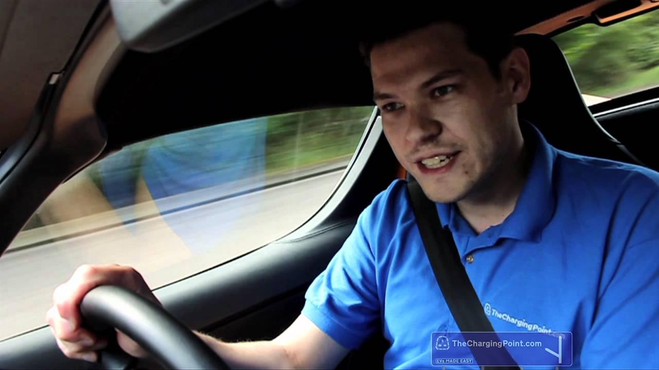 Road Test: Tesla Roadster 2.5 S