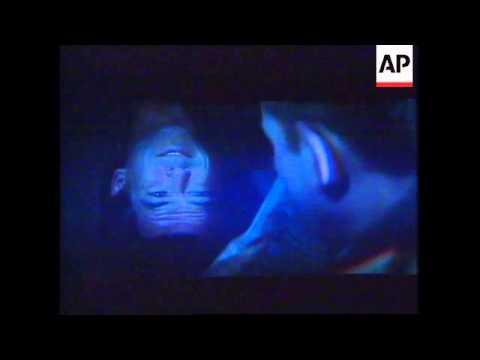 RUSSIA: MOSCOW: BOND MOVIE 'GOLDENEYE' PREMIERE