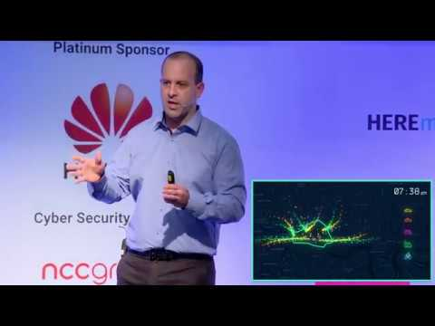 SVP Head of Mobility Liad Itzhak at London Tech Week