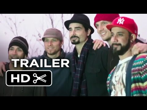 Backstreet Boys: Show 'Em What You're Made Of Official Trailer #1 (2015) - Documentary HD video