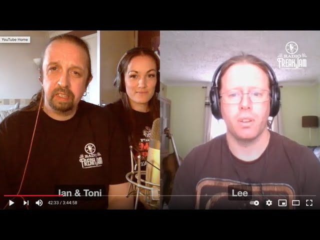 Radio FreakJam Episode 67 - Co-host Lee Twigger