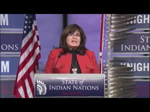2016 State of Indian Nations Address