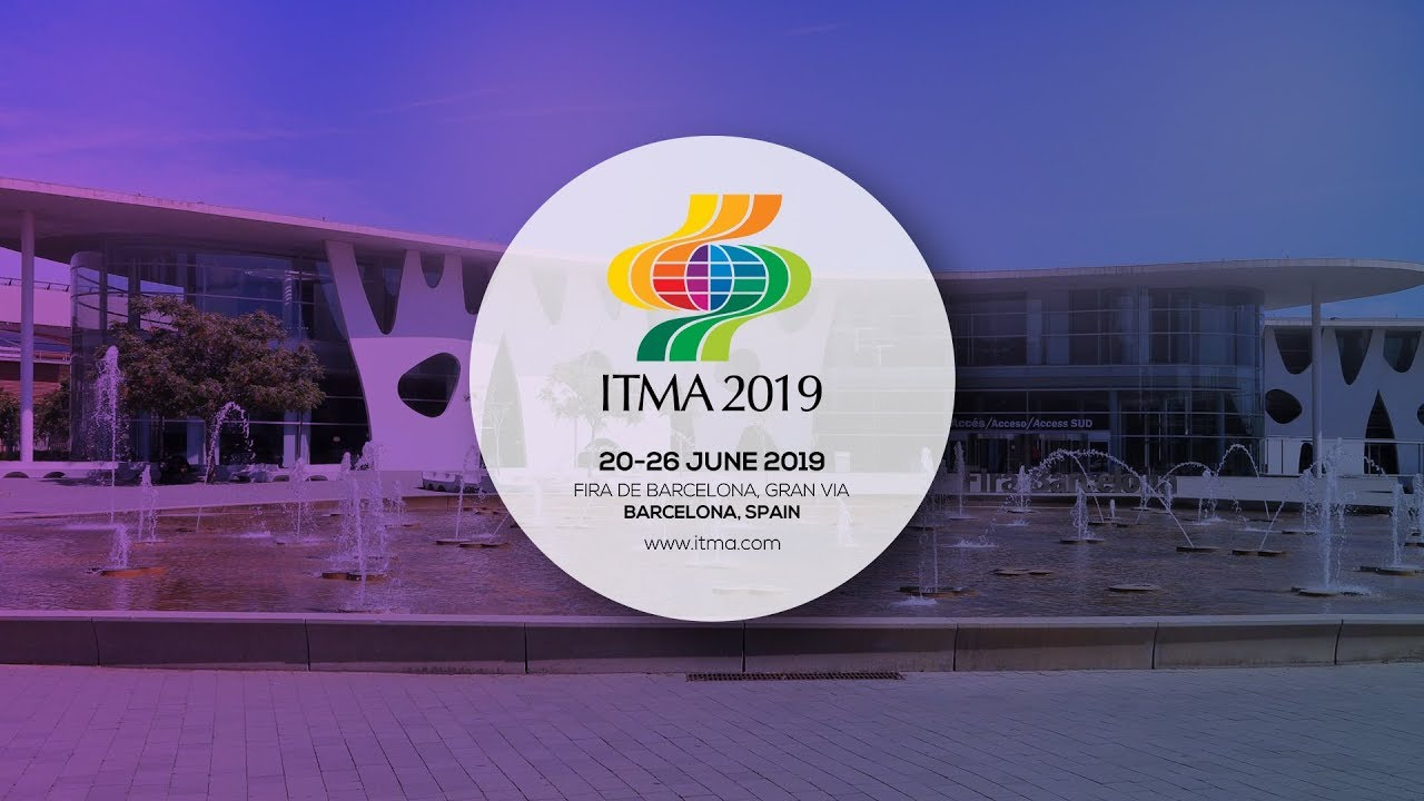 Highlights of ITMA 2019, Barcelona
