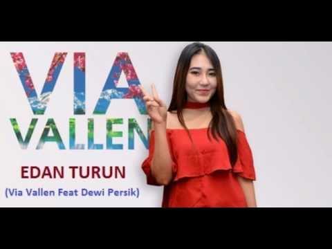 EDAN TURUN - Via Vallen feat Dewi Persik