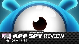 Splot | iOS iPhone / iPad Gameplay Review - AppSpy.com