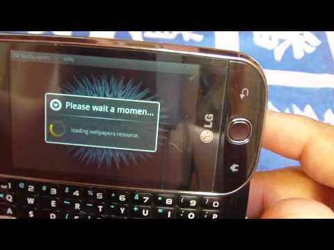 Review celular LG GW620. Un celular para geeks, bloggers, techies... Parte 2