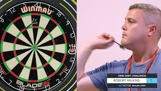 Robert Milkins | The BetVictor 9 Dart Challenge | World Snooker