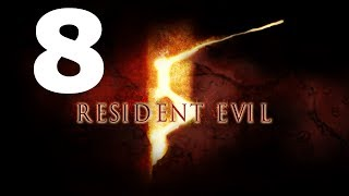 Resident Evil 5 Walkthrough Part 8 - No Commentary Playthrough (Xbox 360/PS3)