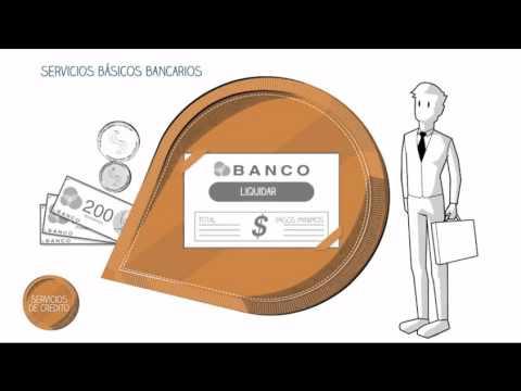 Servicios básicos bancarios