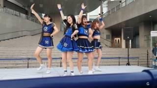 2016/05/14 ダイバーシティ東京で行われた GALETTe 6月21日発売の新曲ソ...