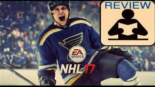 NHL 17 GAME REVIEW