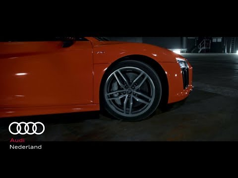 Audi R8 - Speed isn