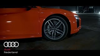 Audi R8 - Speed isn