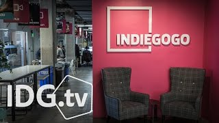 Indiegogo launches enterprise crowdfunding at CES 2016