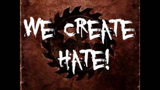 Whitechapel Hate Creation Lyrics.mp3