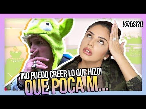 Que poca M*DRE de Logan Paul!! (Mi opinión honesta) - Jackie Hernández