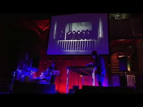 Factory Floor, live soundtrack to Metropolis
