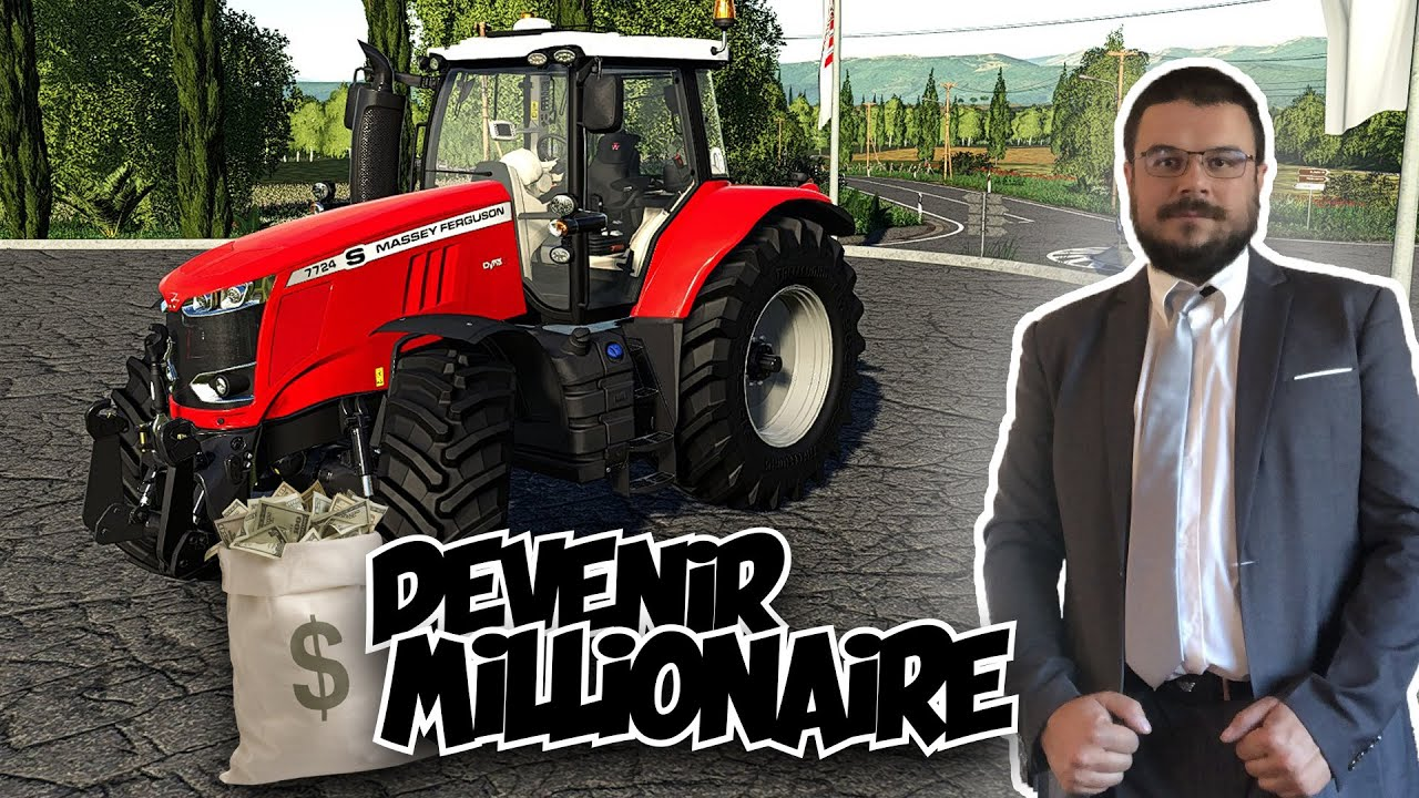 Download 🚜 - FS19 - DEVENIR MILLIONAIRE - Episode n°4