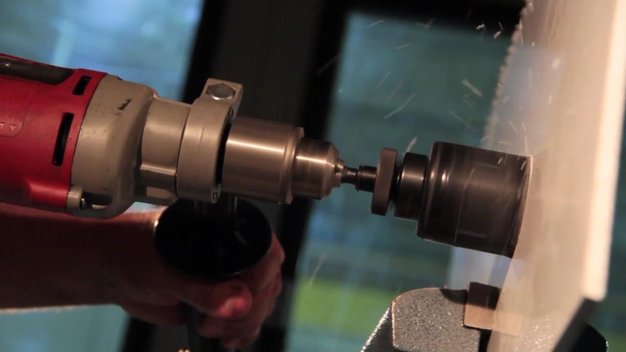 MK Morse MHSG72 4-1//2 Hole Saw 1-15//16 Cutting Depth