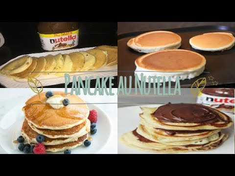 recette-13#,-🌙pancake-au-nutella-|تحضيرات-رمضان🌙-وصفة-سهلة-وسريعة-🌙