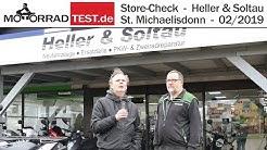 Heller & Soltau | Motorradhändler-Check 2019