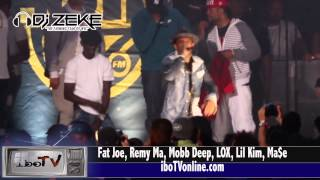 Fat Joe, Remy Ma, Redman & Method Man, LOX, Mobb Deep, Lil Kim, & Raekwon Perform at Summer Jam 2015