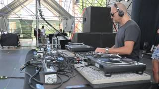 Marco Carola @ Kappa Futur Festival 2014 // Day 1 // 05-07-2014