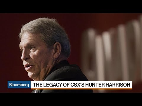 How Hunter Harrison Transformed Canadian National