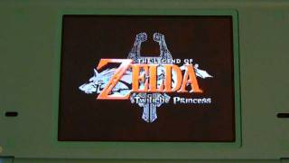 Zelda Twilight Princess DS E3 Demo