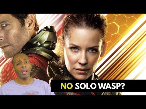 Evangeline Lilly Doesn't Want a Wasp Solo Movie
