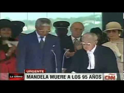 Mandela, la historia de un líder