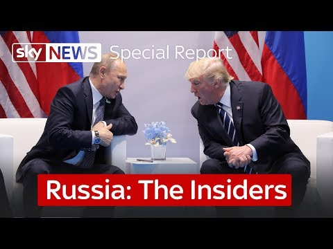 Special Report: Russia: The Insiders