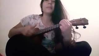 Rojitas las orejas -Fito & Fitipaldis /Ukelele Cover Por Alexa Vasquez