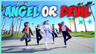 [KPOP IN PUBLIC] TXT (투모로우바이투게더) - Angel or Devil Dance Cover 댄스커버 // SEOULA
