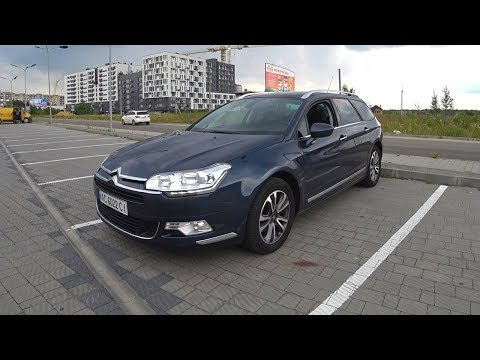Citroen C5 2.0 BlueHDi Panorama 2015 на Продажу!