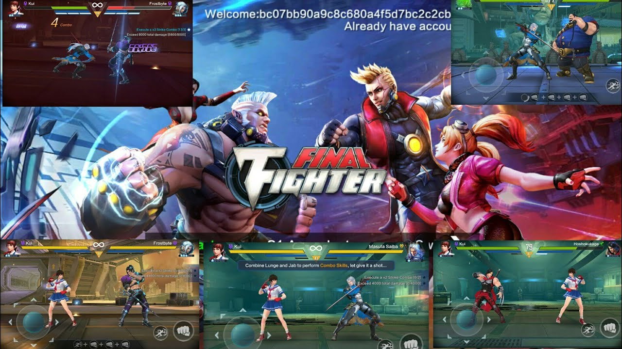Final Fight 2 1.3 for Android - Download