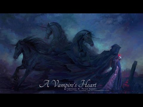 Dark Vampire Music - A Vampire's Heart ( Emotional Cello )