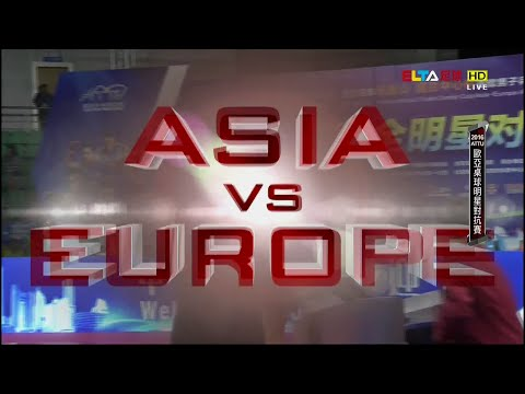 2016 Asia-Euro All Stars Challenge (Day2) [Full Matches/Chin