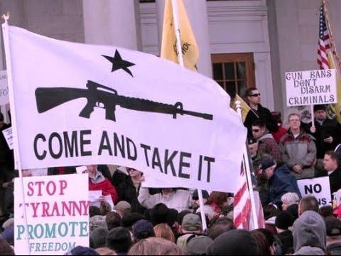 Communist New Jersey and Gun Control
