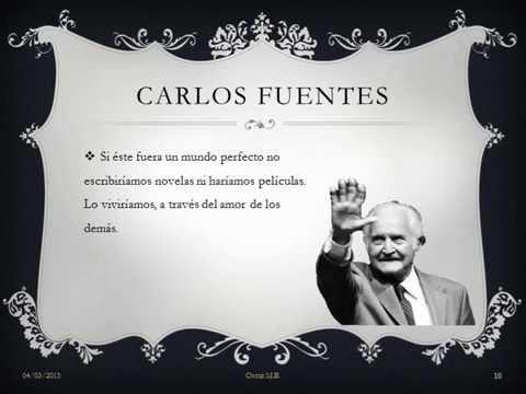 Frases Celebres De Escritores Mexicanos Youtube
