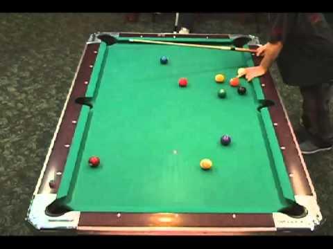 Billiards Match Billy Pinion vs Harry Eidenier