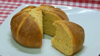 Cómo hacer pan casero de tomate natural (pan de jugo de jimote)