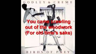 Watch Godley  Creme Woodwork video