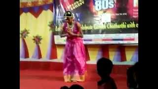 Gananayakaya ganadaivataya ganadhyaskaya dhimahi dance performance