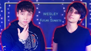 Ed Sheeran & Justin Bieber - I Don't Care (WESLEY & Future Sunsets Cover)
