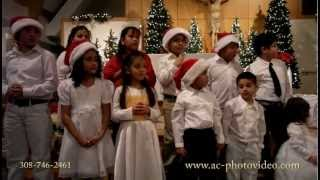 Children's Christmas Songs - St Ann's Catholic Church