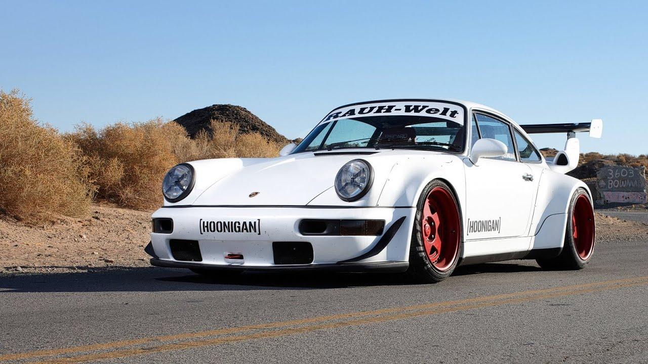 Rauh Welt Begriff Rwb Porsche 911 964 Turbo Youtube