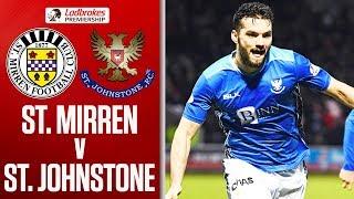 St. Mirren 0-1 St. Johnstone | Great Drama As Watt Nets Late Winner | Ladbrokes Premiership
